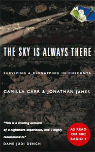 The Sky Is Always There; Cover of Camilla and Jon's book